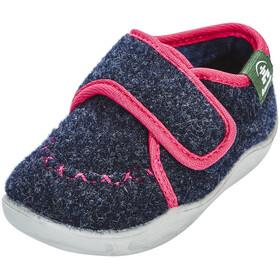 Kamik Cozylodge Shoes Toddlers navy/magenta-marine/magenta